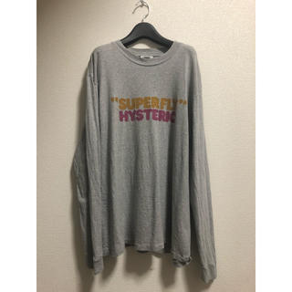 HYSTERIC GLAMOUR - HYSTERIC GLAMOUR ロンT HG