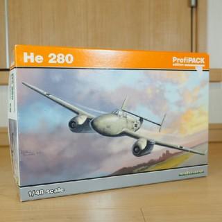 エデュアルド 1/48 プロフィパックドイツ軍ハインケルHe280定価5500円(模型/プラモデル)