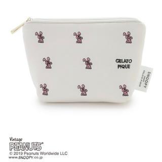 gelato pique - 新品 gelato pique【PEANUTS】ティッシュポーチ スヌーピー