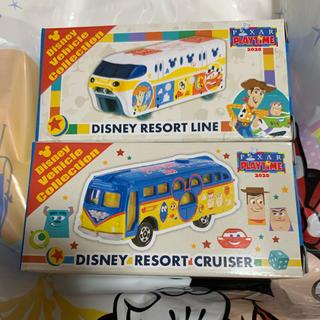 Disney - ディズニーシー ピクサープレイタイム2020   トミカ2種