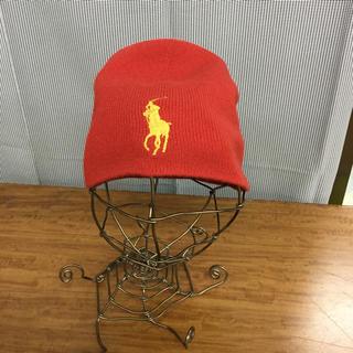 ラルフローレン(Ralph Lauren)の ralph lauren ニット帽 ビーニー  ラルフローレン(ニット帽/ビーニー)