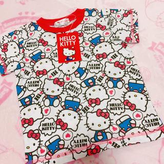 ハローキティ(ハローキティ)のHELLO KITTY(Tシャツ/カットソー)