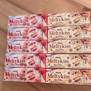 メイジ(明治)の明治 メルティキッス 明治 ミルクチョコレート(菓子/デザート)