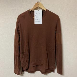 サンシー(SUNSEA)のSUNSEA  CUSTOMIZED LONG T (Tシャツ/カットソー(七分/長袖))