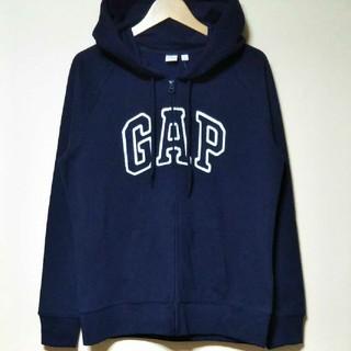 GAP - GAP レディース ジップパーカー