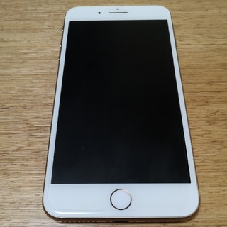 iPhone - iPhone8 Plus  Gold  64GB