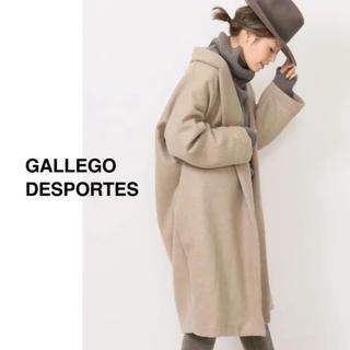DEUXIEME CLASSE - GALLEGO DESPORTES(ギャレゴデスポート) オーバーコート