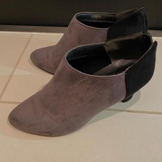 スエード ブーツ(ブーツ)