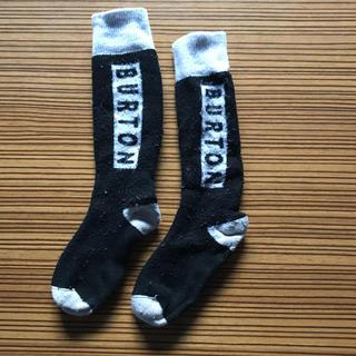 バートン(BURTON)のBurton kids スキー用靴下(靴下/タイツ)