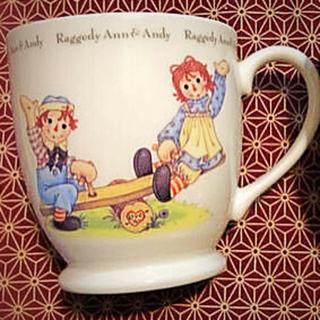 ラガディアン&アンディ マグカップ