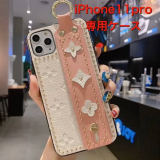 iPhone - No.19 iPhone11pro専用ケース 花柄