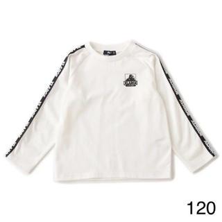エクストララージ(XLARGE)のエクストララージ キッズ 120 ロンT ホワイト(Tシャツ/カットソー)