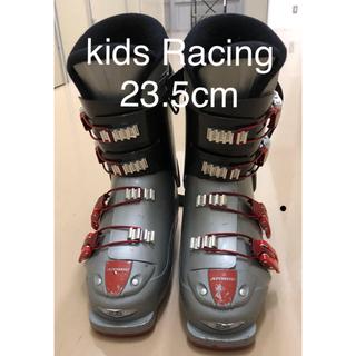 アトミック(ATOMIC)のATOMIC スキーブーツ kids Racing 23.5cm 中古(ブーツ)