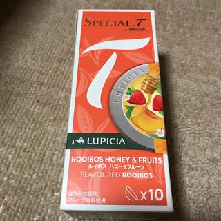 ルピシア(LUPICIA)のルピシア ルイボスハニー&フルーツ10個 スペシャルT専用カプセル(健康茶)