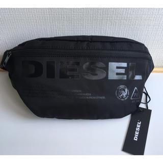 DIESEL - 新品 ディーゼル ボディバッグ ショルダーバッグ F-SUSE BELTブラック