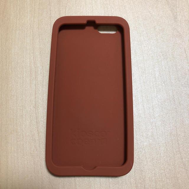 coen(コーエン)のcoen シリコンiPhoneケース スマホ/家電/カメラのスマホアクセサリー(iPhoneケース)の商品写真