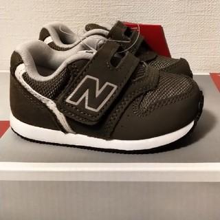 ニューバランス(New Balance)のニューバランス 新品 スニーカー キッズ ベビー 乳幼児 出産祝い シューズ (スニーカー)