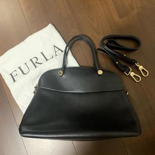 Furla - FURLA 2WAY ハンドバッグ パイパー