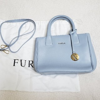Furla - FURLA ハンドバッグ ショルダー付