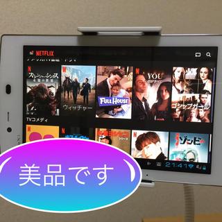 NEC - テレビも見れる7インチ タブレット NEC N08D 美品です!!送料無料!!