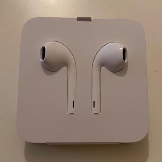 アップル(Apple)のℹ︎ phone xs 付属イヤホン(ヘッドフォン/イヤフォン)