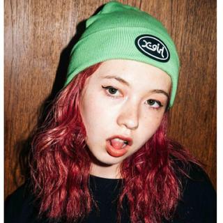 X-girl - xgirlニット帽
