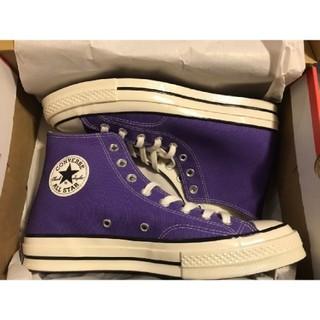 CONVERSE - converse ct70 紫 Chuck taylor チャックテイラー