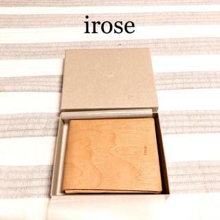 イロセ(i ro se)の☆新品未使用 irose イロセseamless short wallet 財布(財布)