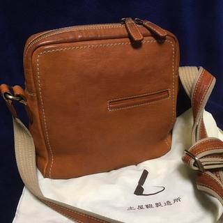 ツチヤカバンセイゾウジョ(土屋鞄製造所)の土屋鞄 トーンオイルヌメ ジップトップショルダー (ショルダーバッグ)