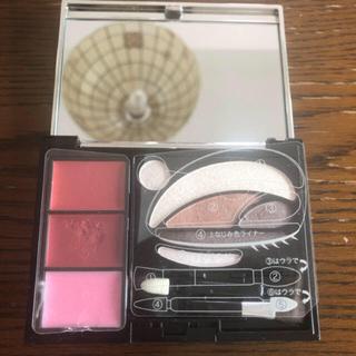 オーブクチュール(AUBE couture)のお値下げ!オーブ クチュール デザイニングジュエルコンパクト H WT 03(コフレ/メイクアップセット)
