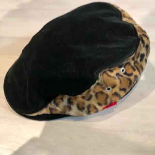 ダブルタップス(W)taps)のwtaps ハンチング レオパード(ハンチング/ベレー帽)