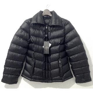 マックスマーラ(Max Mara)の新品❣️Max Mara ダウンジャケット ライトダウン ブラック サイズ40(ダウンジャケット)