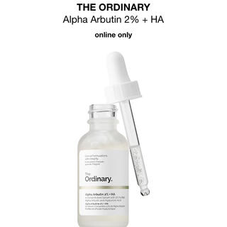 Sephora - The Ordinary Alpha Arbutin 2% + HA
