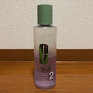 クリニーク(CLINIQUE)のクリニーク_拭き取り化粧水(化粧水/ローション)