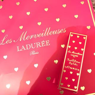 レメルヴェイユーズラデュレ(Les Merveilleuses LADUREE)の【新品未使用】メルヴェイユーズラデュレ リップカラー103(口紅)