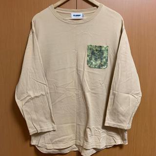 XLARGE - X-LARGE 七分袖Tシャツ