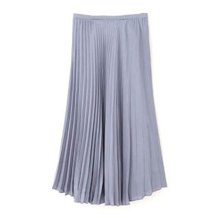 ナチュラルビューティーベーシック(NATURAL BEAUTY BASIC)のアコーディオンプリーツスカート(ロングスカート)