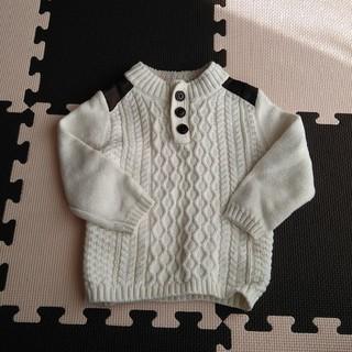 babyGAP - babyGap★ホワイトセーター