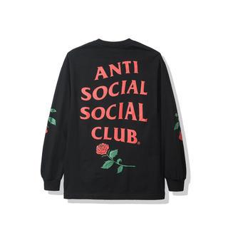 アンチ(ANTI)のASSC アンチソーシャルソーシャルクラブ ロンT L 19AW 未開封(Tシャツ/カットソー(七分/長袖))