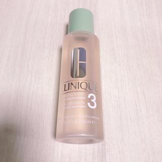 クリニーク(CLINIQUE)のクリニーク クラリファイングローション3(化粧水/ローション)
