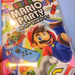 Nintendo Switch - 任天堂Switch☆スーパーマリオパーティ☆