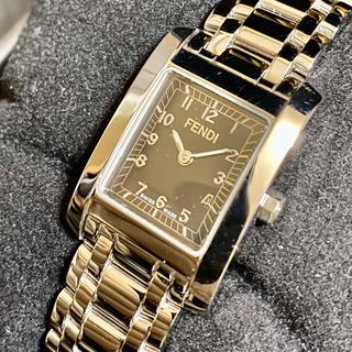 FENDI - 極美品☆FENDIフェンディ レディース腕時計