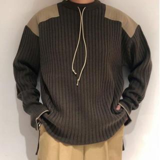 ジョンリンクス(jonnlynx)の【完売品】todayful vintage command ニット トゥデイフル(ニット/セーター)