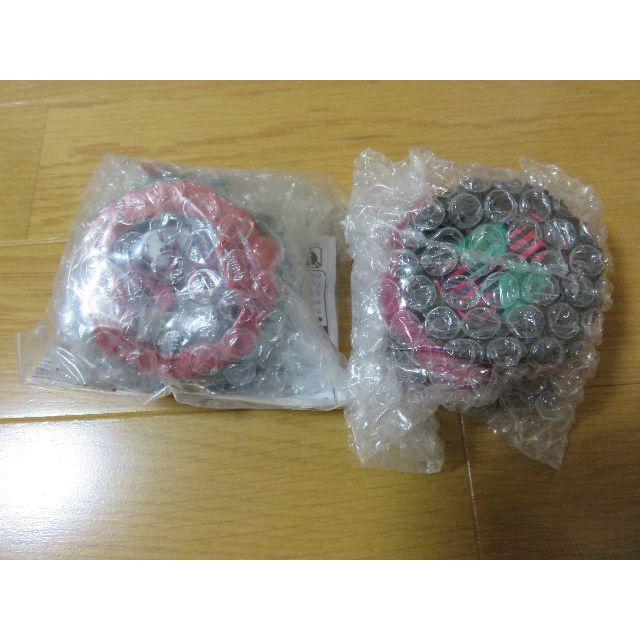 BANDAI(バンダイ)のディケイドライドウォッチ激情態ver&ジオウライドウォッチクリスマスver エンタメ/ホビーのおもちゃ/ぬいぐるみ(キャラクターグッズ)の商品写真