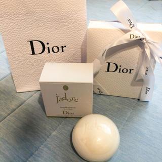 クリスチャンディオール(Christian Dior)のChristian Dior ジャドール シルキー ソープ(ボディソープ/石鹸)