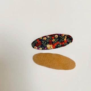 キャラメルベビー&チャイルド(Caramel baby&child )のliberty&corduroy pin set(ファッション雑貨)