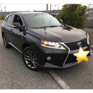 トヨタ - レクサスRX450h Fスポーツ&サンルーフ付き‼️(車検R3年4月まで)