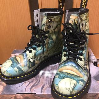 ドクターマーチン(Dr.Martens)のマーチン ブーツ マルチカラー 23cm(ブーツ)