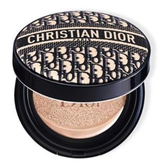 クリスチャンディオール(Christian Dior)の限定 Dior ディオール クッションファンデーション ディオールマニア 3N(ファンデーション)