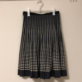 MARGARET HOWELL - MARGARET HOWELL / ハーフムーンスカート